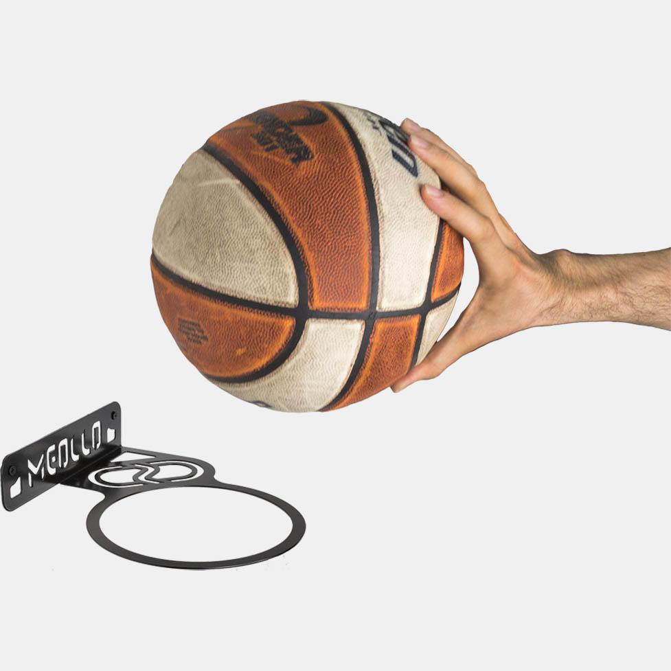 soporte y colgador de pelota