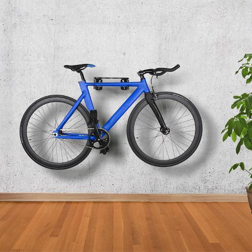 Soporte bicicleta en entorno