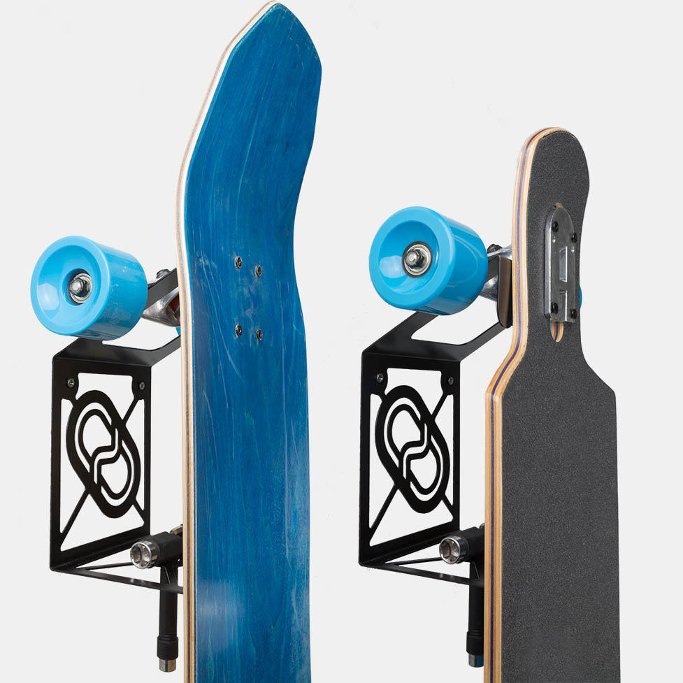 Longboard Wall Rack Wall Mounted Hook For Storage Wall