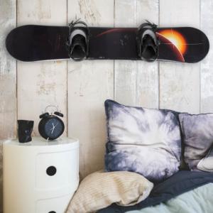 Soporte snowboard
