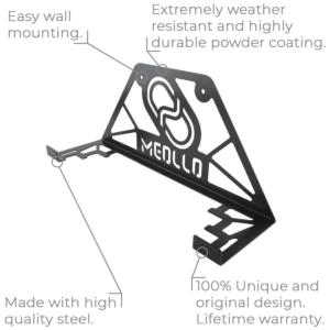 Snowboard soporte detalles