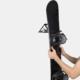 soporte y colgador de snowboard