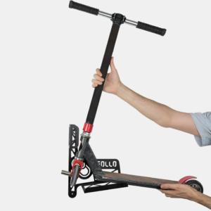 soporte y colgador de scooter