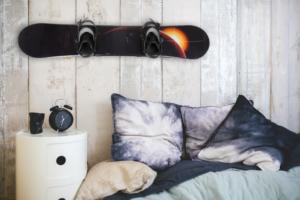 Customizar tabla de snowboard