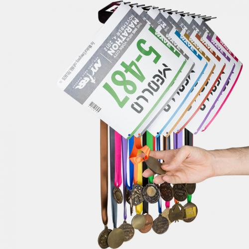MEDALS wall rack